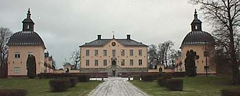 Pariament House, no but the Swedish Castle HASSELBY in Stockholm